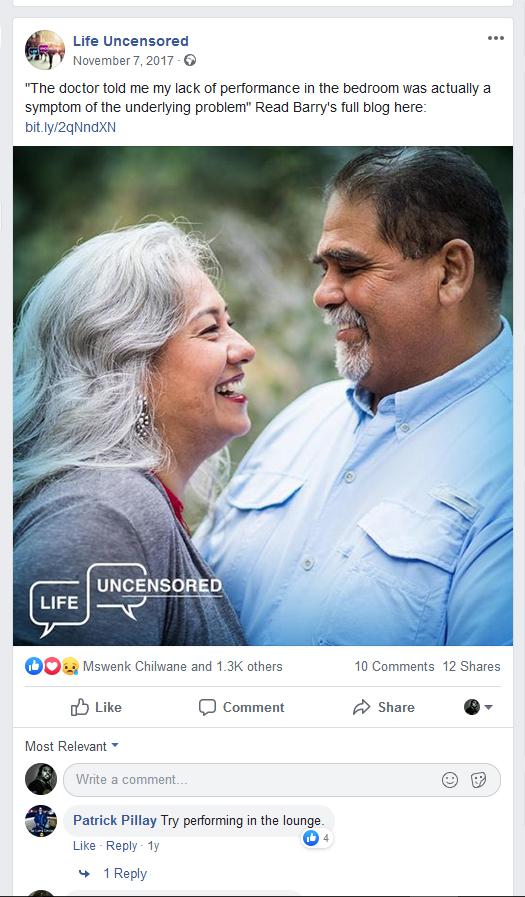 LIFE UNCENSORED